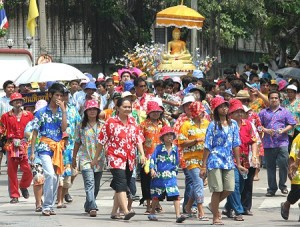Какую одежду взять в Тайланд