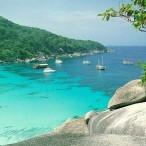Остров Колан в Таиланде